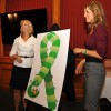National icon for childhood cancer awareness unveiled