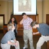 Lectures feature student actors, county connections at JFK assassination