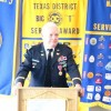 Retired Chief Warrant Officer shares experiences with Noon Exchange Club