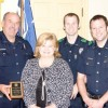 Mohler family recognized by Noon Exchange Club