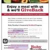 Dine at Ruby Tuesday at The Harbor, help Rockwall County kids