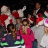 Community welcomes the season at Holiday in the Park