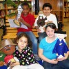 Dobbs students get creative with famous Americans