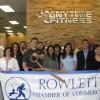 Rowlett Chamber welcomes Anytime Fitness
