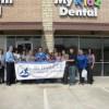 Rowlett Chamber welcomes husband/wife dental team