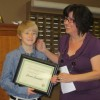 Nebbie Williams student earns Rotary Student of Honor Award
