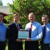 Trinity Christian Academy earns Environmental Stewardship Award