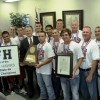 State 4-A Hawks Baseball Champs to lead Heath's parade
