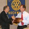 Rockwall Rotary installs new officers