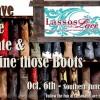 Lassos & Lace to benefit WomenAid