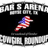 Spectators admitted free to Cowgirl Roundup in Royse City