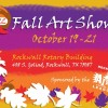 Rockwall Art League presents Fall Art Show at Rotary building