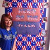 Teacher Tracy Harmon shares her passion for our nations' heroes