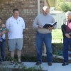 Habitat for Humanity dedicates Rockwall home