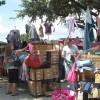 Aspasians Spring Fair today in Downtown Rockwall