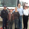 Eleven-year-old Rockwall hero honored for quick thinking during fire