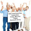 Older Americans Day Celebration at Rockwall library Friday