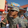 Active duty military get in FREE at Hawaiian Falls on Memorial Day