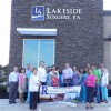 Rockwall Chamber hosts Lakeside Surgery ribbon cutting