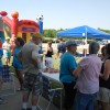 Picnic at First Christian Church raises donations for Rockwall Helping Hands school supply drive