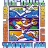 Rockwall County Kiwanis Club's Tri-Rock Triathlon Aug 3