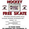 High School Hockey 'Free Skate' set for Aug 9