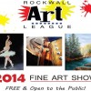Rockwall Art League Fine Art Show coming Oct 3-5