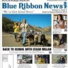 Blue Ribbon News back-to-school print edition hits mailboxes