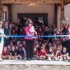 Royse City Chamber host ribbon cutting for Fulton School
