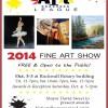 Local businesses support Rockwall Art League Fine Art Show, Oct 3-5