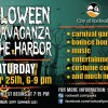 Halloween Extravaganza at The Harbor Oct 25