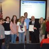 Mayoral proclamation recognizes Cain Middle School