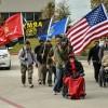 Veterans organize 'ruck march' from Rockwall Honda