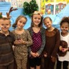 Standing room only for Dobbs students' Thanksgiving play