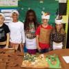 Springer fourth graders present Living Museum