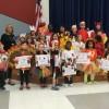 Turkeys on strike at Springer Elementary!