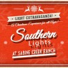 Sabine Creek Ranch transforms into Southern Lights Christmas Experience