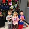 Springer students give back this season