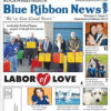 Blue Ribbon News Valentine's edition hits mailboxes