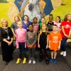 Cullins-Lake Pointe students have Bluebonnet voting party