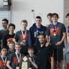 Yellowjackets come out on top at District 11-6A Swimming & Diving Championships