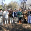 Dedication ceremony held at cemetary for War of 1812 veteran