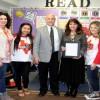 Heath Student Council 'Pride Patrol' recognizes Holly Sanford, Nebbie Williams Elementary