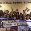 Rockwall Chamber welcomes Rockwall Sewing School