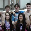 Rockwall swimmers earn spots on All-Region team
