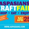 Aspasians Craft Fair returns to Wilkerson-Sanders this April