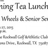 Gardening Tea Luncheon to benefit Meals on Wheels
