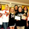 """Pride Patrol"" honors an outstanding Hartman Eagle"