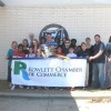 Rowlett Chamber hosts ribbon cutting for Firewheel Christian Academy