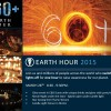 Lights out for Earth Hour at the Rockwall Hilton this Saturday